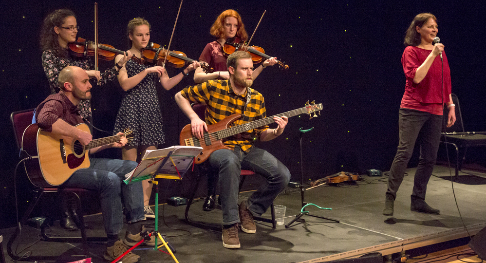 BlackFord Fiddle Group